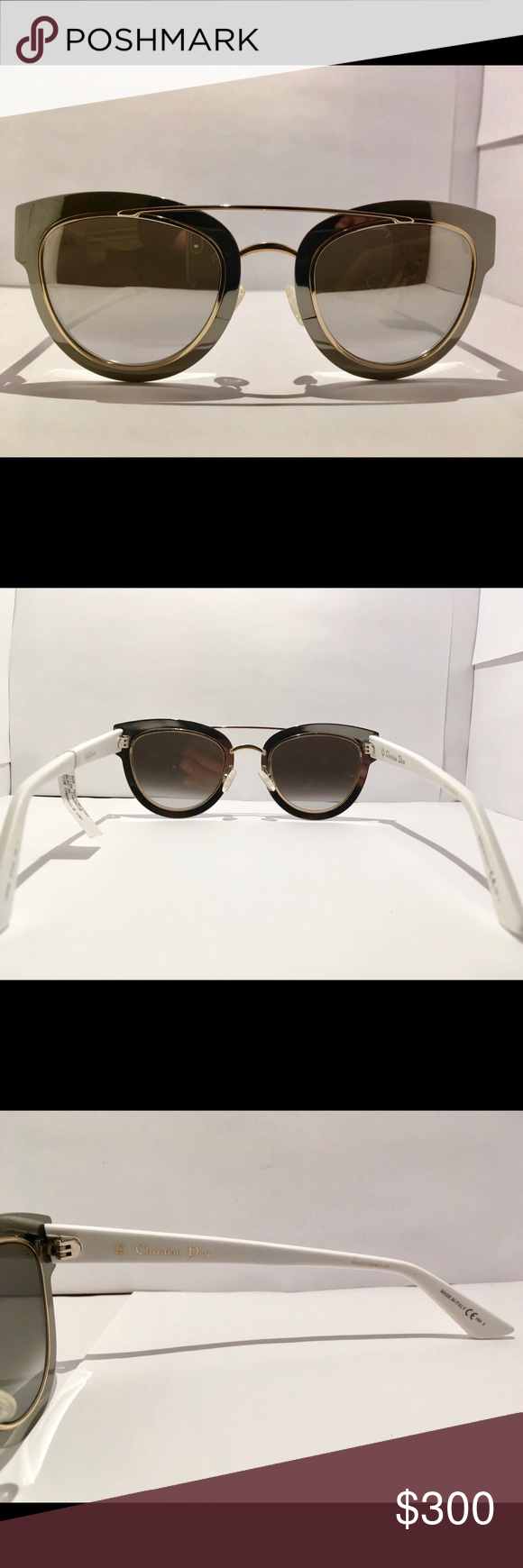 2560bde4a6 Christian Dior Chromic LMJ96 Sunglasses Brand new Christian Dior Ruthenium