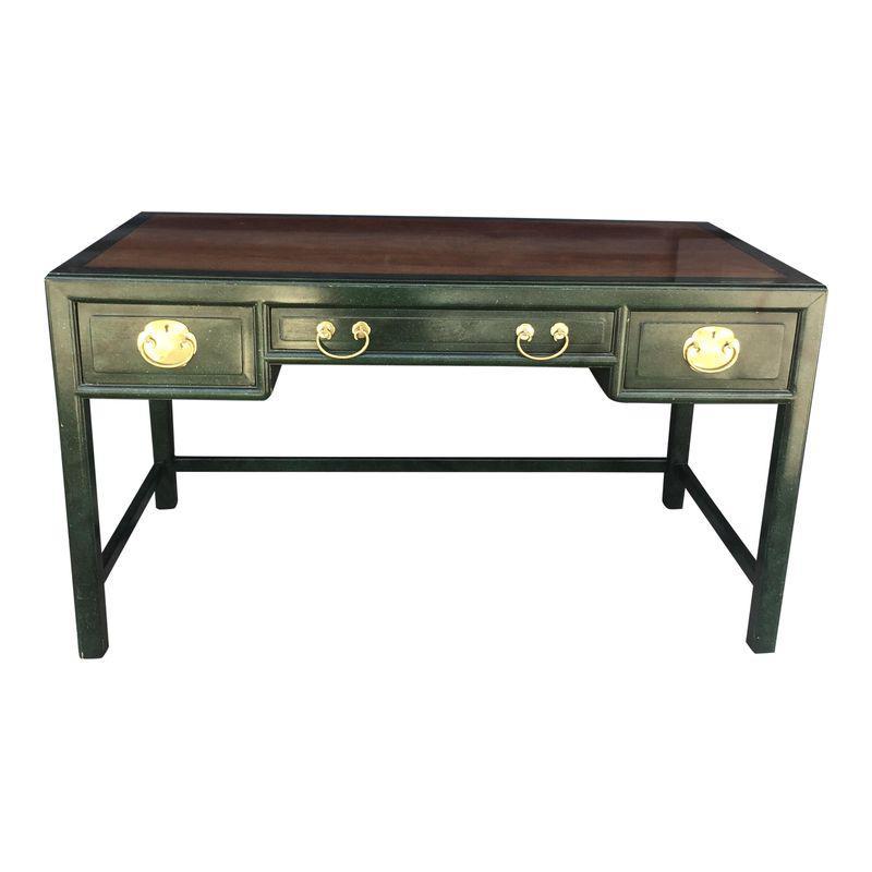 vintage henredon chinoiserie desk products desk office rh pinterest com