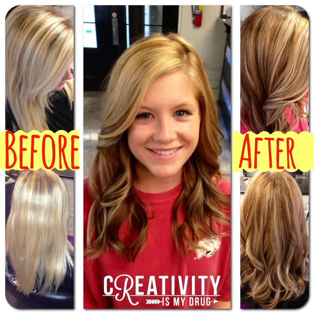 how to turn ash blonde to more golden
