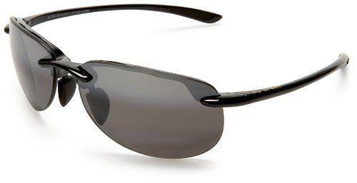 3743e80891 Maui Jim Hapuna Sunglasses - Gloss Black  Neutral Grey Maui Jim.  157.31
