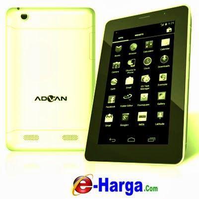 Harga HP Tablet Advan Vandroid Baru Dan Bekas