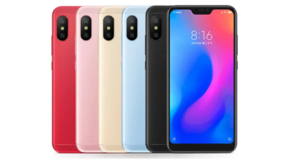 Xiaomi Mi A2 Lite Daily Mobile Price Xiaomi Android One Smartphone