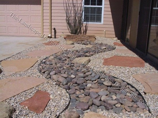 Desert Landscape Ideas For Small Yards   Google Search