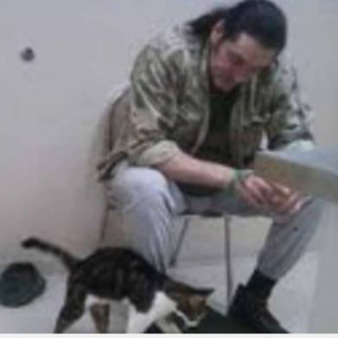 The Sunday Before He Died Getting The Cat Care At The Vets Peter Steele Green Man Steele