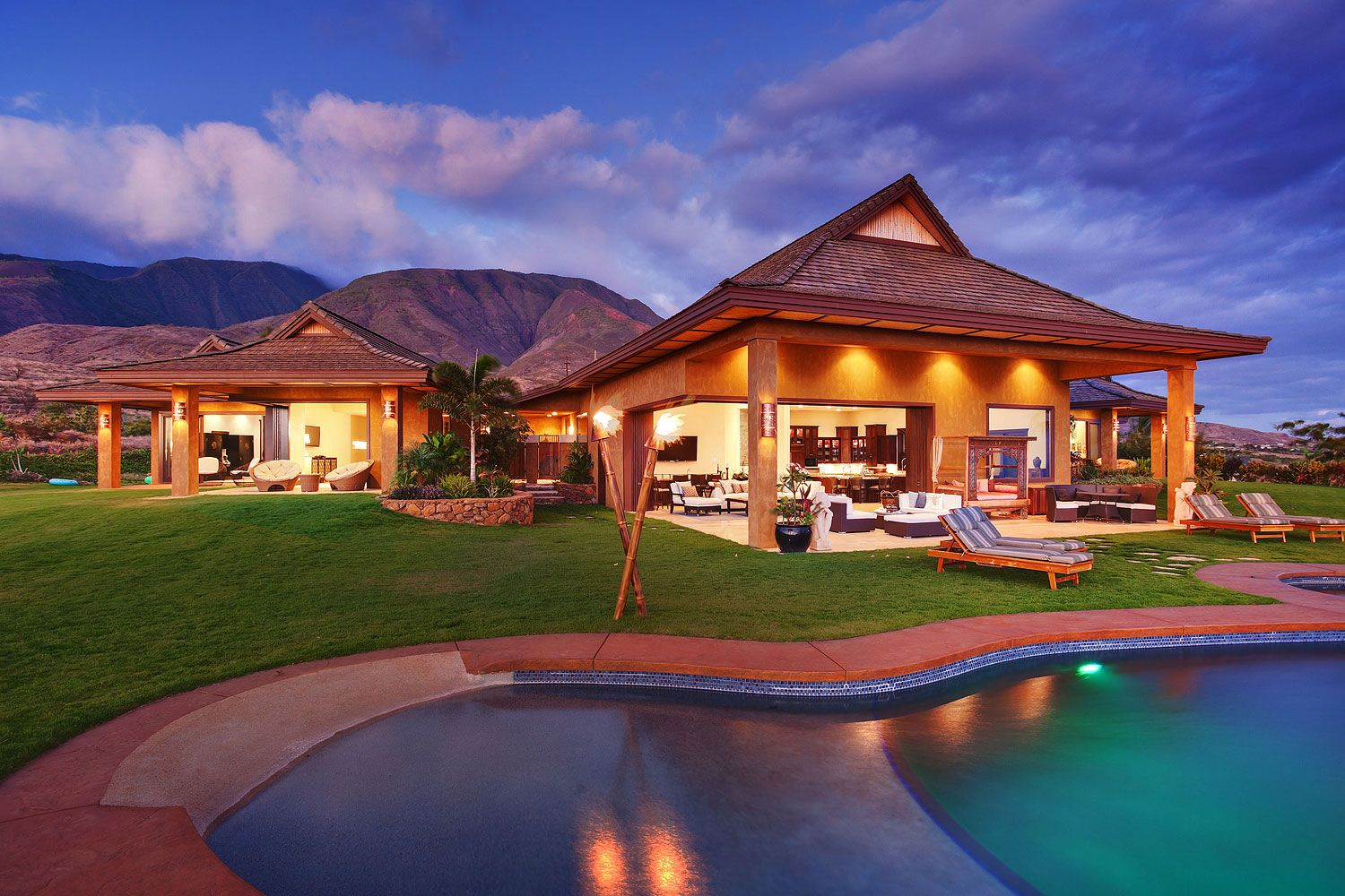 A Fabulous Maui Home Maui Real Estate Photography Http