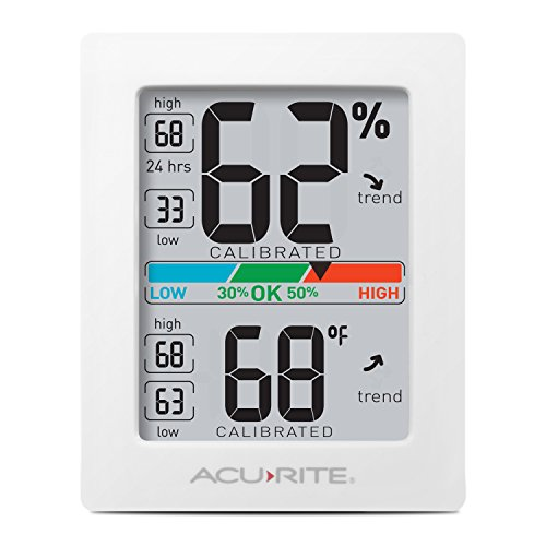 This inexpensive digital indoor temperature & humidity