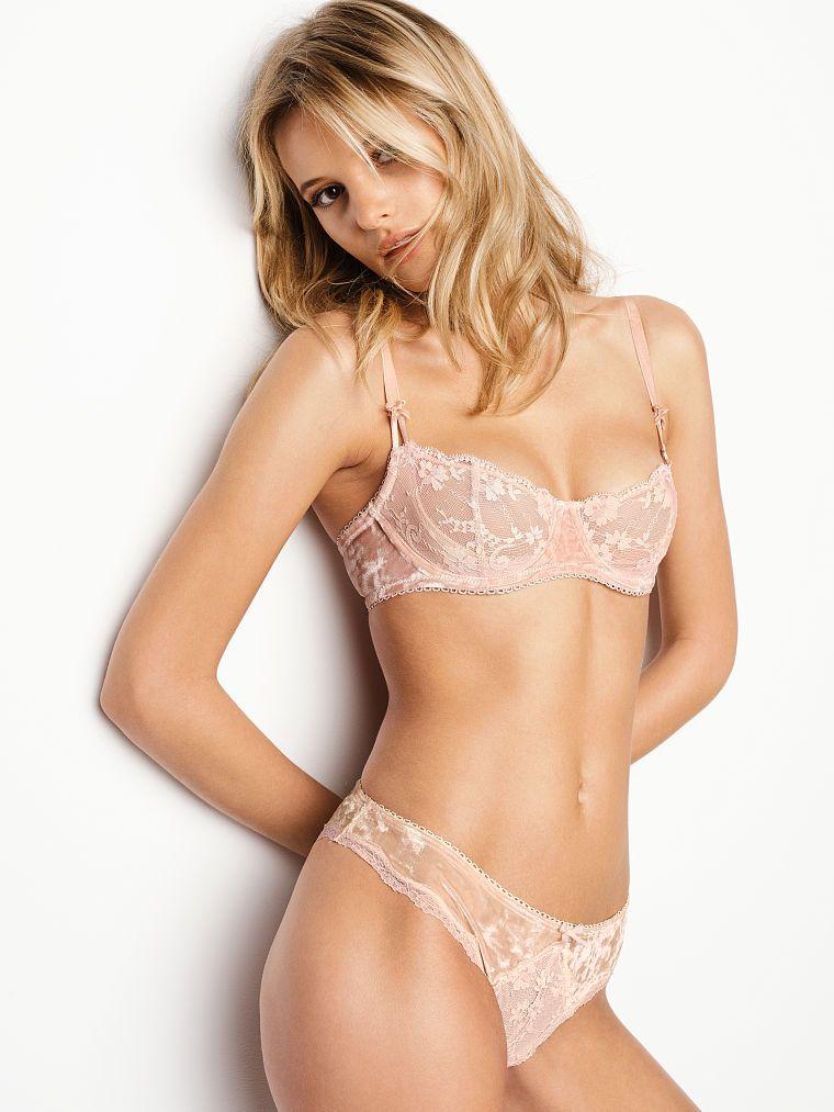 263f67994 Wicked Velvet Unlined Uplift Bra - Dream Angels - Victoria s Secret ...