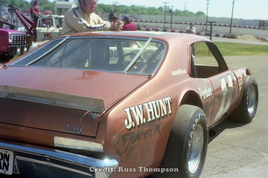 April 17 1976 Nashville S New Season Begins Stock Car Racing