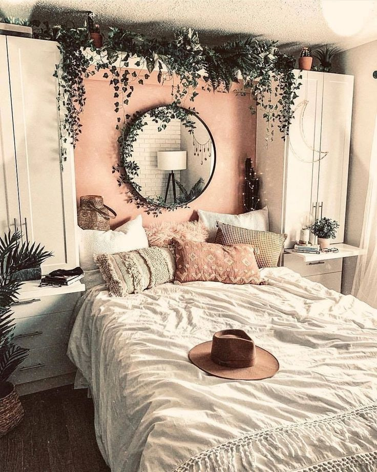 How Can You Achieve A More Eco Friendly Home It S Hard Not To Move When You See Examples Of Pl Urban Outfiters Bedroom Bedroom Inspirations Bedroom Makeover Eco bedroom design ideas