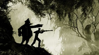 Mysterious Exploration of Jasper Morello. A mix of steam punk and silhouette animation. Sweet.