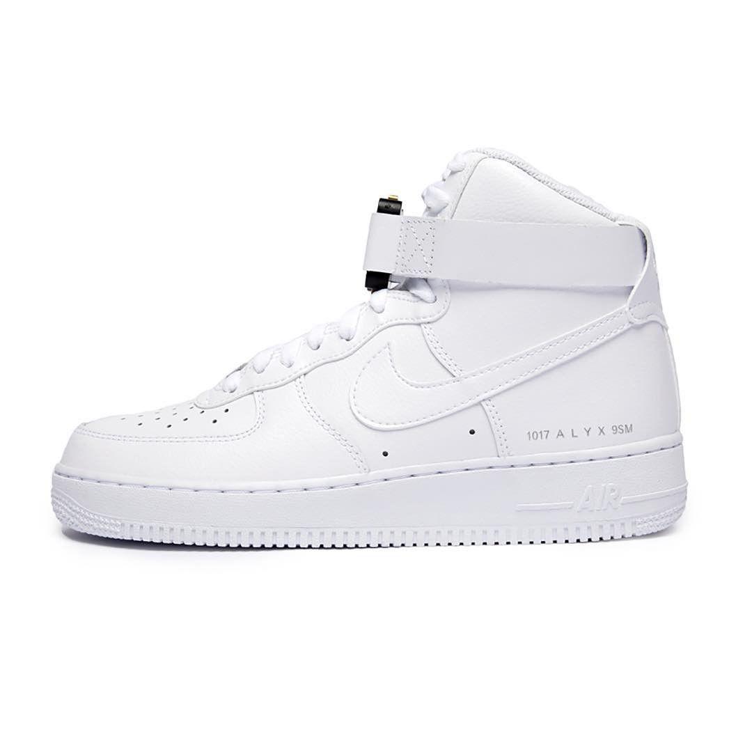 ALYX Nike Air Force 1 High Hypefest |