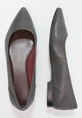 quality design 7a741 f6a0e Marc O'Polo Ballerinas - grey - Zalando.at   Clothes & Shoes ...
