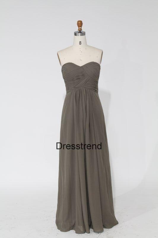 Bridesmaid Dress  Long Bridesmaid Dress Bridesmaid Dresses