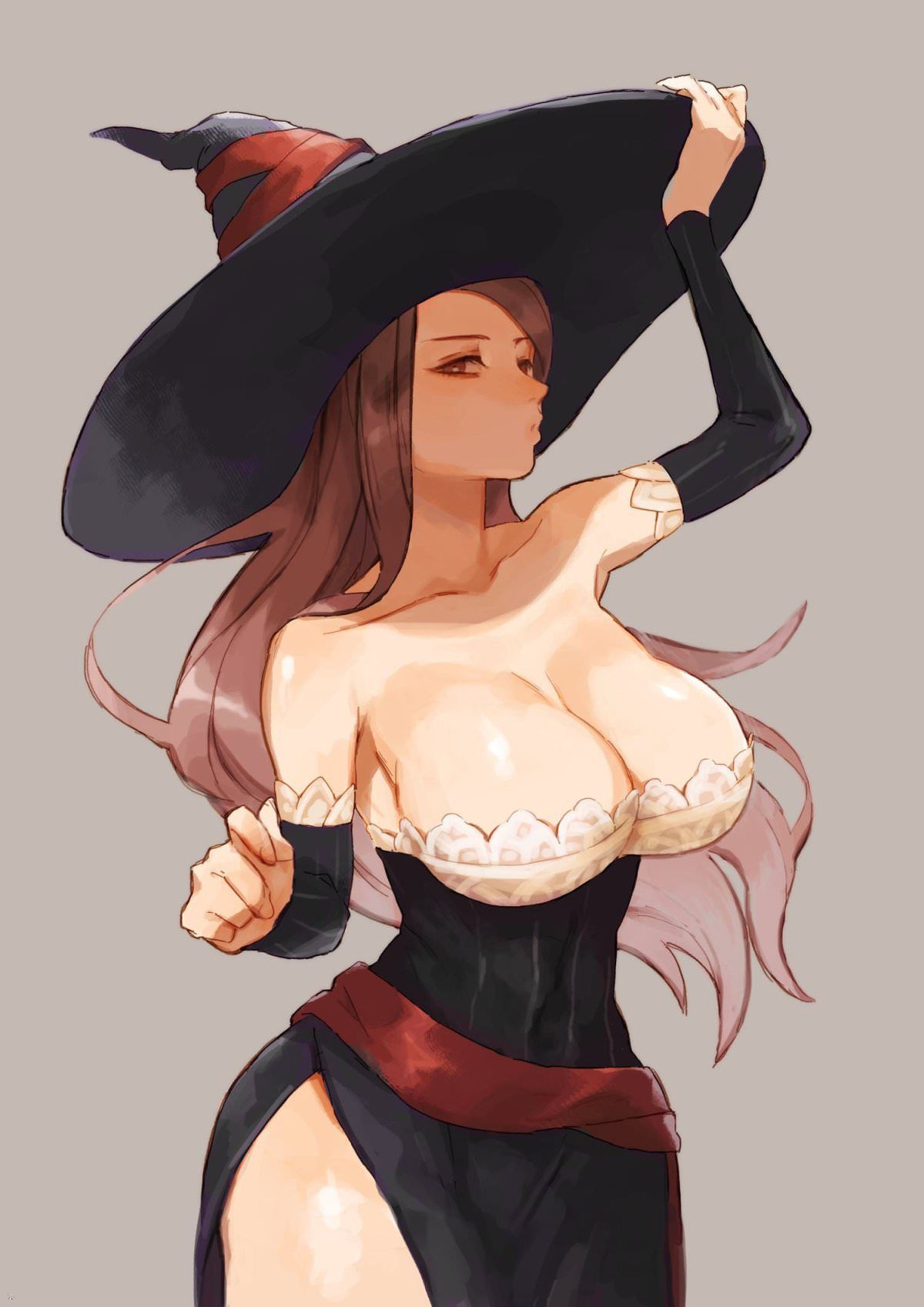 Dragon S Crown Sorceress By Domodesu Dragons Crown Anime