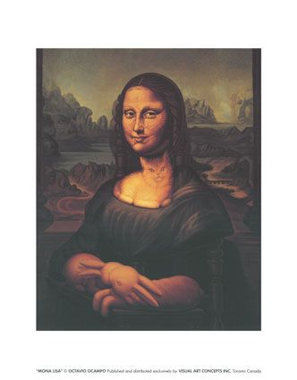 96aac3d4ca New Mona Lisa Optical illusion cat | Art & Design | Illusion art ...