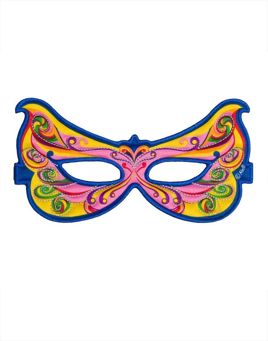 Amazon.com: Rainbow Fairy Mask: Toys & Games