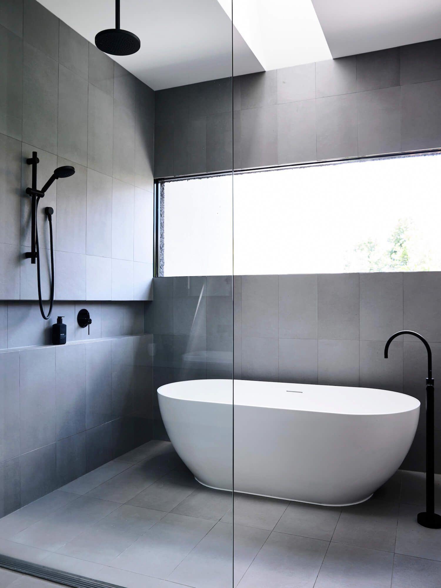 Badezimmer Remodeling Luxusbad Begehbaredusche Idee Salle De Bain Salle De Bain Tendance Idees Salle De Bain