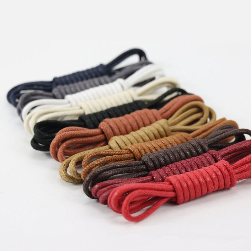 Martin Boots Ropes Laces  Strap Shoelaces String Shoes Round Cord