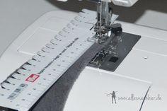 De cette façon, votre machine à coudre ne mangera PAS le début de la couture!   – Tipps