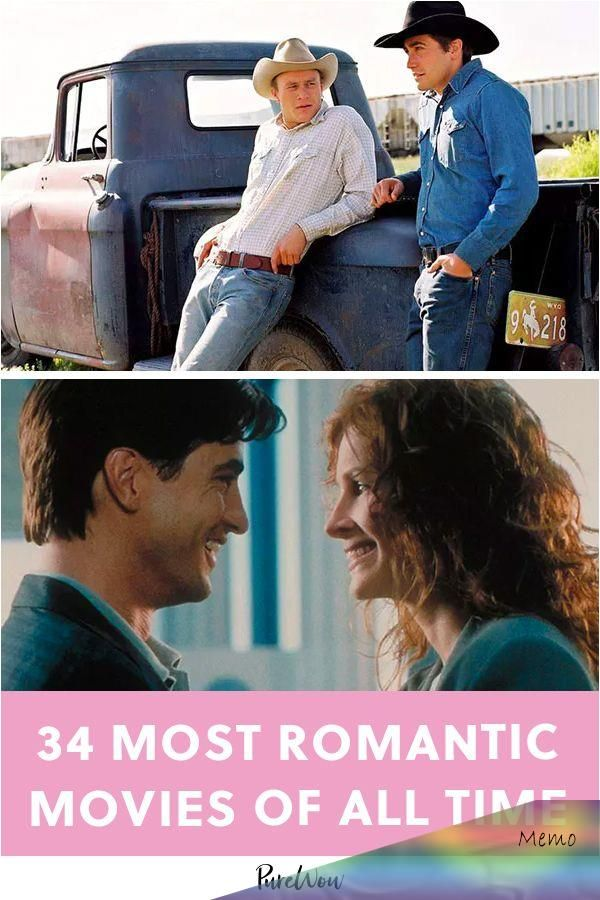 Whether you care to admit it or not, everyone loves a good romance. Which is why weâ€ve rounded up some of the most beautiful, devastating, passionate and mushy flicks through the ages. Here, 40 of the best romantic movies of all time that will make you laugh, cry and, yes, believe in true...