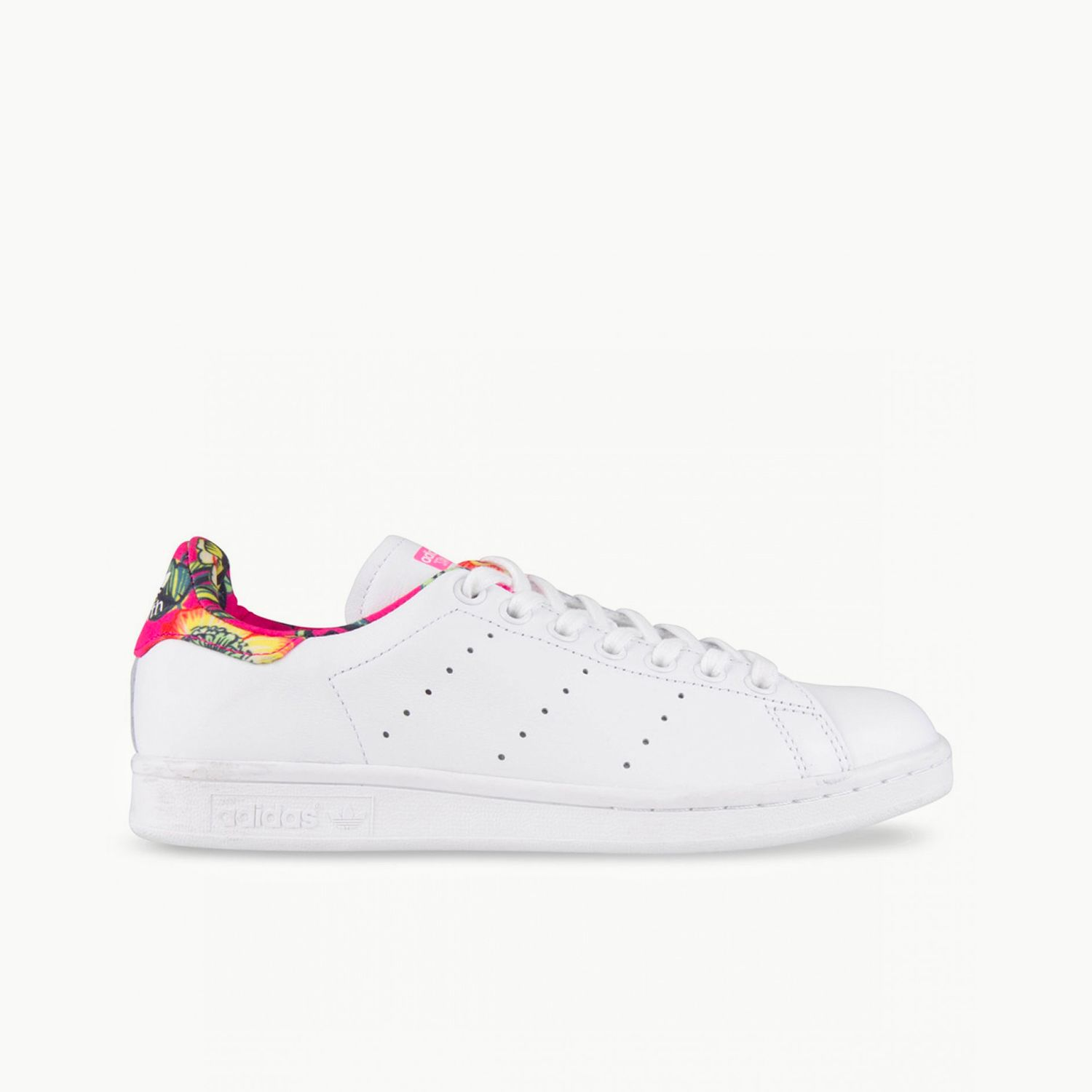 ADIDAS ORIGINALS STAN SMITH: Ray Pink | Available at HYPE DC