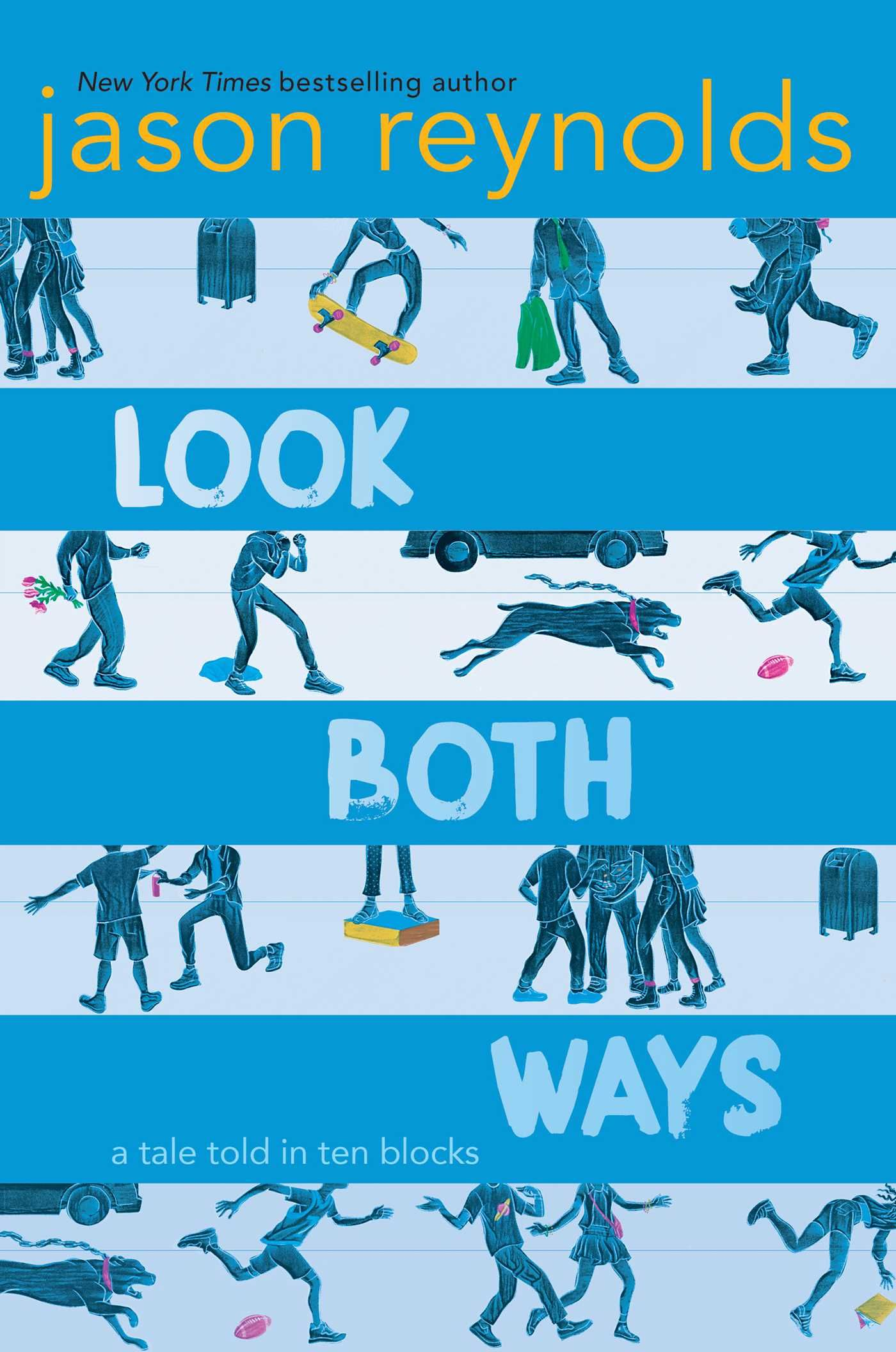 PDF] Download Look Both Ways by Jason Reynolds | Good books, Fiction books,  Book awards