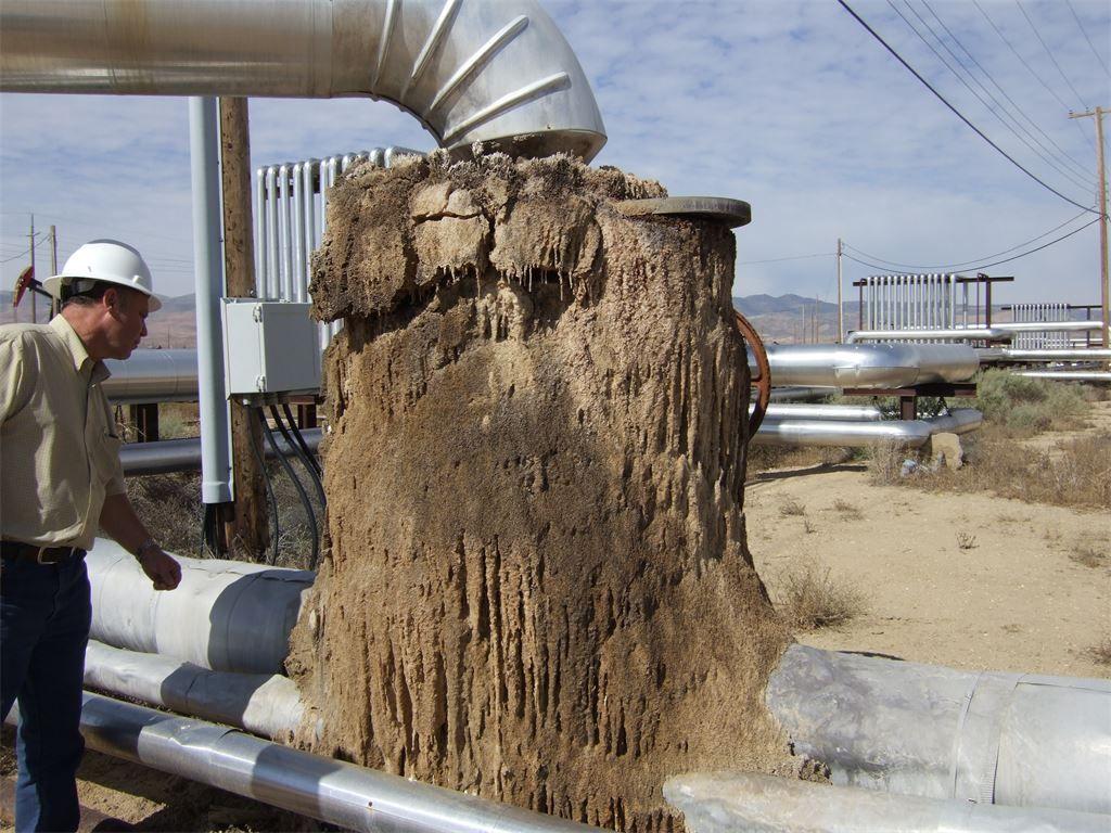 Oilfield Scales Oilfield, Oilfield life, Scale