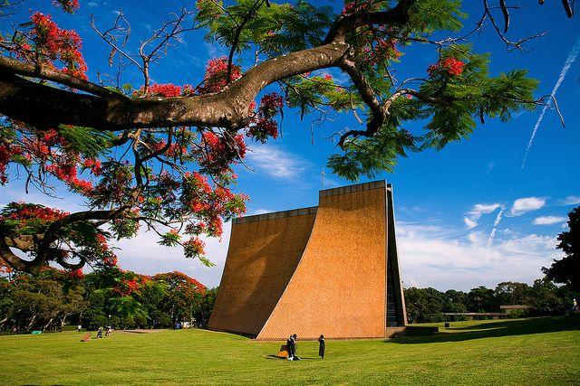 Donghai University Luce Chapel Taipei Travel Taiwan Travel