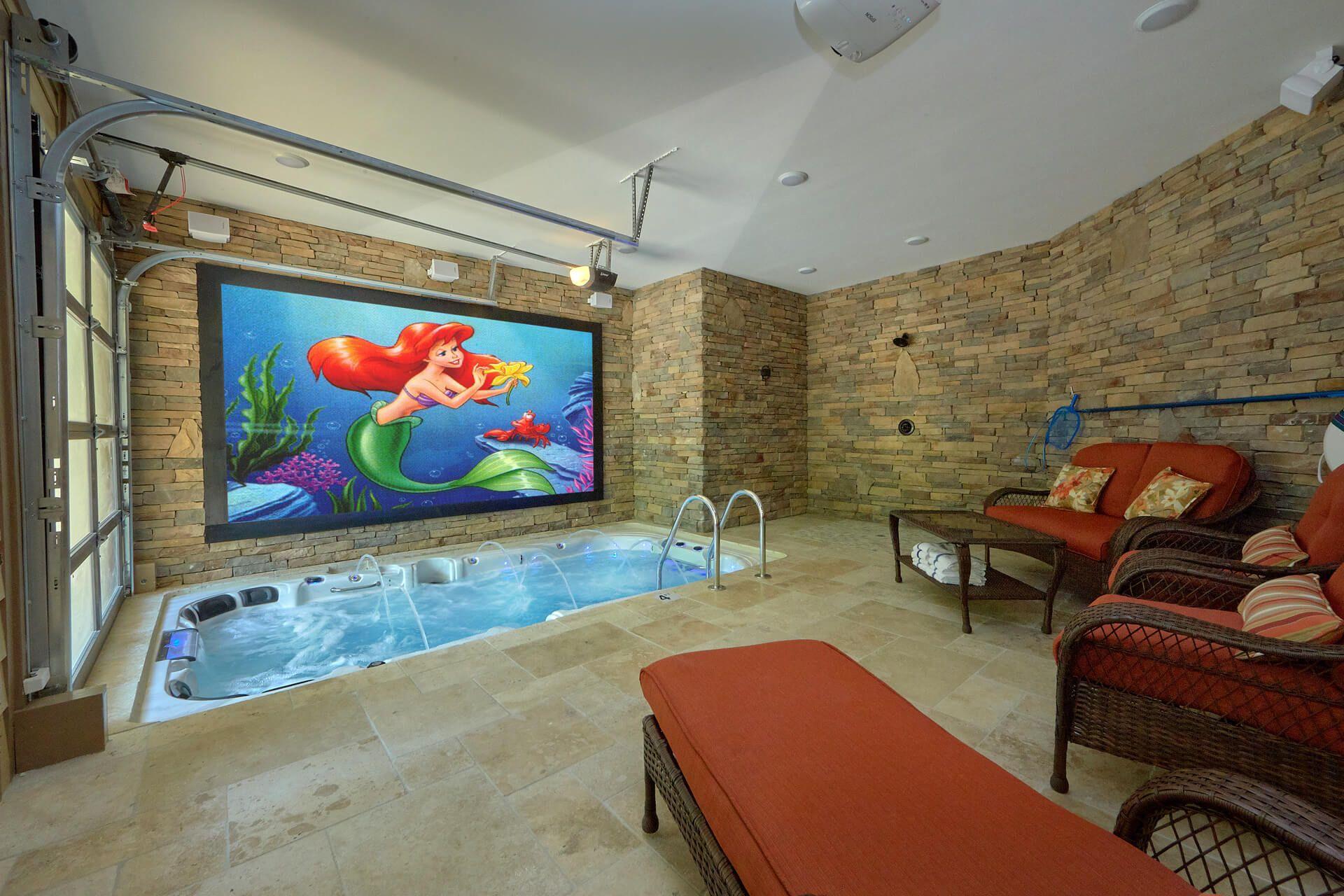 Gatlinburg Cabin Rentals In The Smoky Mountains Indoor Pool Design Indoor Swimming Pool Design Indoor Pool House