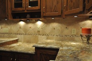 Marvelous Kitchen Countertops And Backsplashes | Granite Countertops And Tile  Backsplash Ideas   Eclectic   Kitchen .