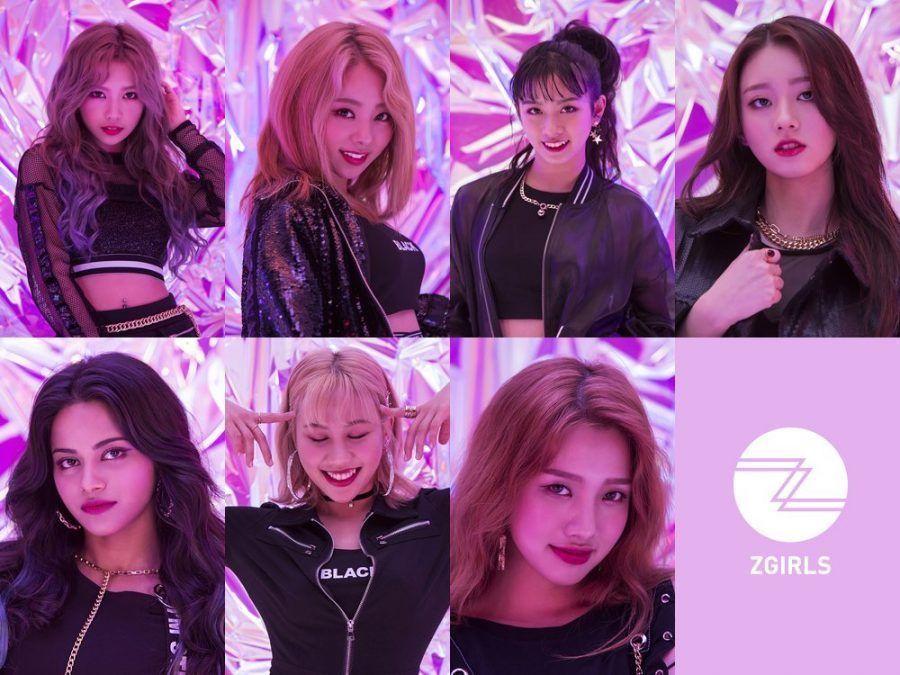 New K Pop Girl Group Have No Korean Members To Debut Hab Korea Net Kpop Girls Z Boys Kpop Girl Groups