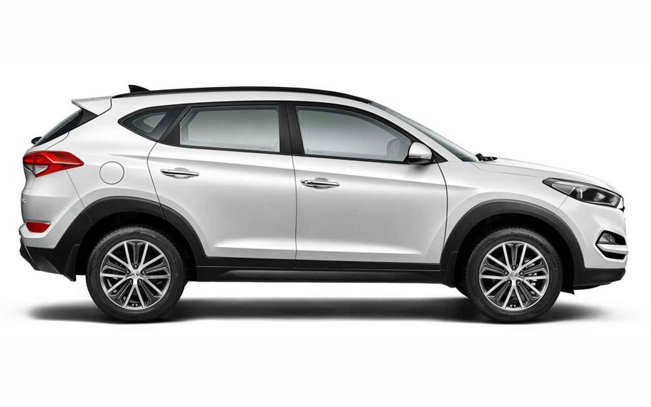Cars 2018 hyundai tucson limited