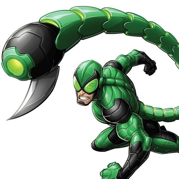 Scorpion | Best marvel villains, Marvel animation, Marvel ...