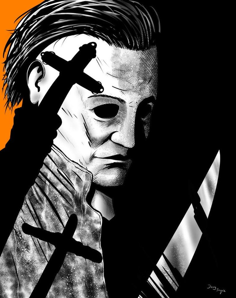Pin by Maher Khadour on Horror Zone Michael myers