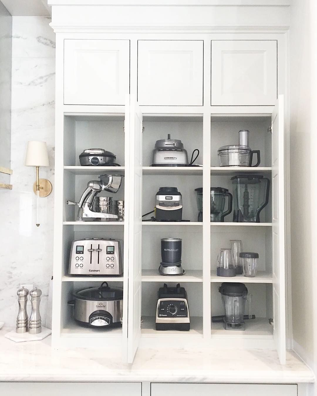 Small Appliance Garage