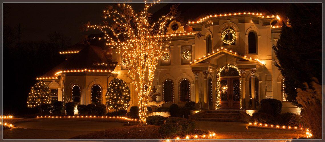 Chez Soi Les Plus Belles Maison De Noel Deco Noel