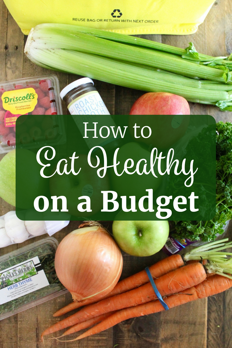 How to Eat Healthy on a Budget images