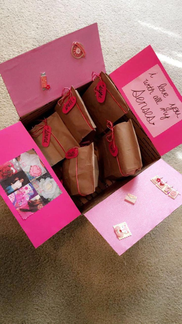 """Valentines Day Gift Ideas PinWire DIY """"I love you with"""