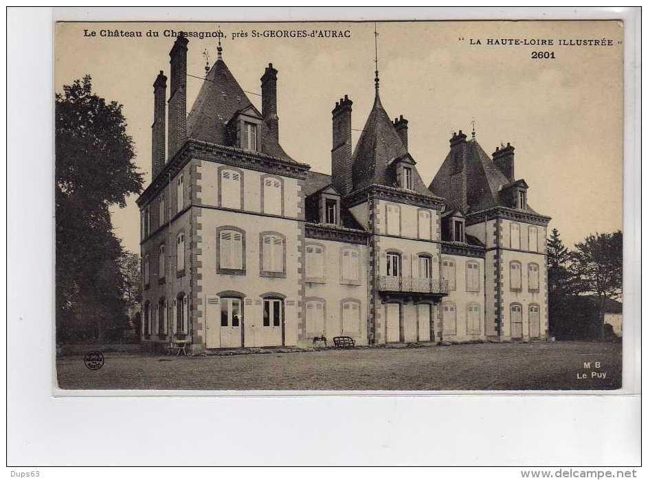 Saint Georges chateau - Delcampe.net