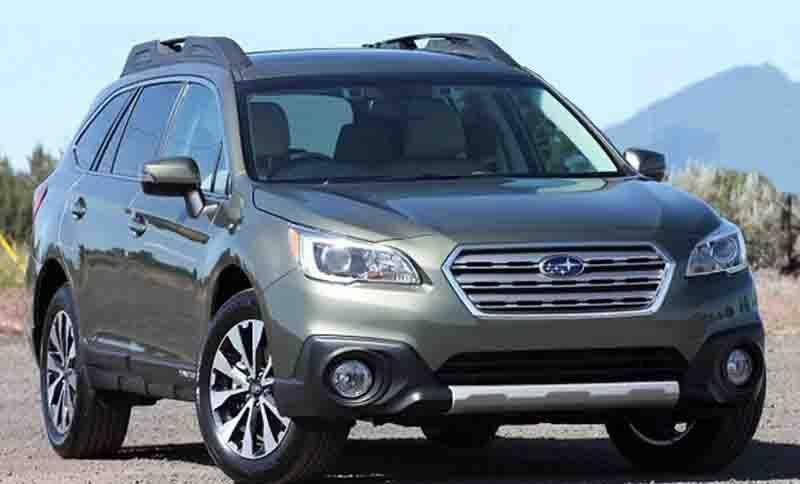 New 2017 Subaru Outback Colors