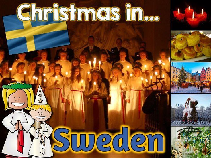 Christmas Around The World Powerpoint Sweden Best Of First Grade