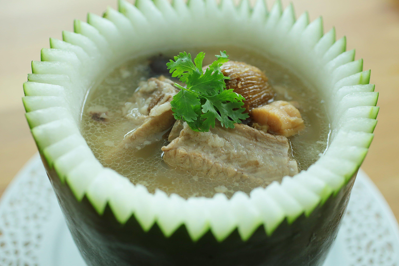 Winter Melon Soup - 冬瓜汤 #wintermelon
