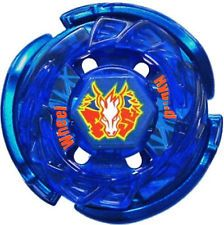 Rare ALL BLUE Storm Pegasus / Pegasis Beyblade STARDUST ...