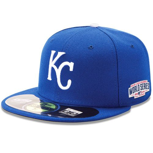 771a2dd9f00 Kansas City Royals Authentic Collection On-Field 59FIFTY Game Cap with 2014  World Series Patch - MLB.com Shop