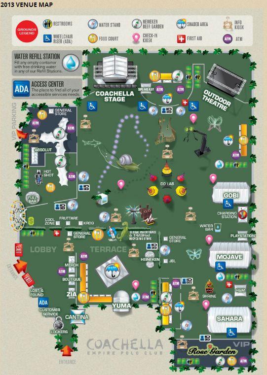 coachella map | coachella | map, coachella, desktop screenshot