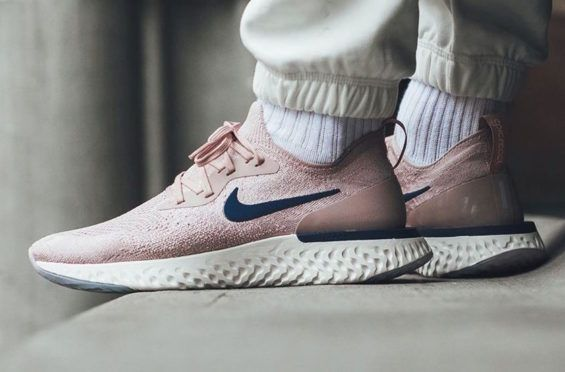 uk availability 15ef1 8739b Look Out For The Nike Epic React Flyknit Diffused Taupe The Nike Epic React  Flyknit is