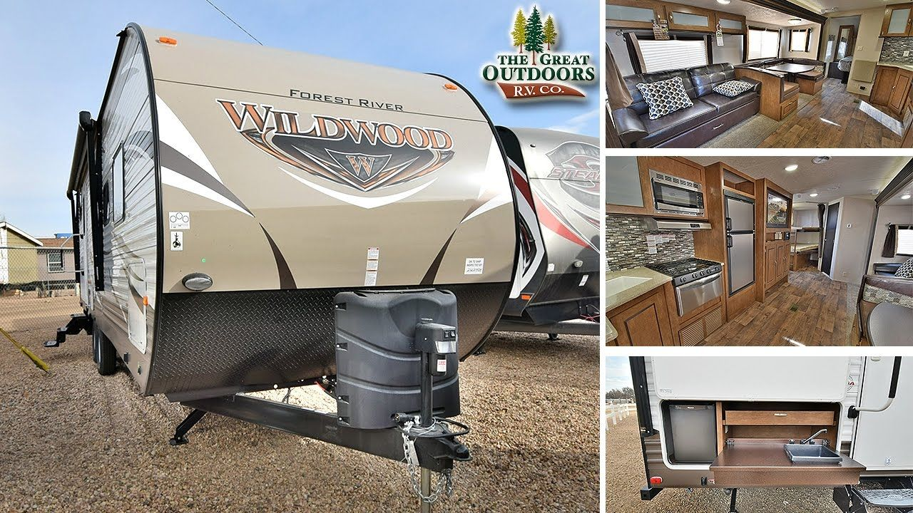 2017 Forest River Wildwood 27dbk Ww182 Forest River Outdoor