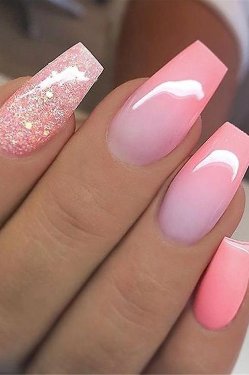 25 Intricate Short Acrylic Nails To Express Yourself In 2020 Short Acrylic Nails Trendy Nails Cool Nail Designs