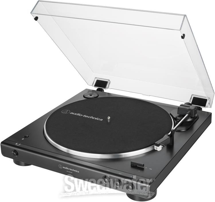 Audio Technica At Lp60xbt Wireless Belt Drive Turntable With Bluetooth Audio Technica Turntable Audio Technica Stereo Turntable