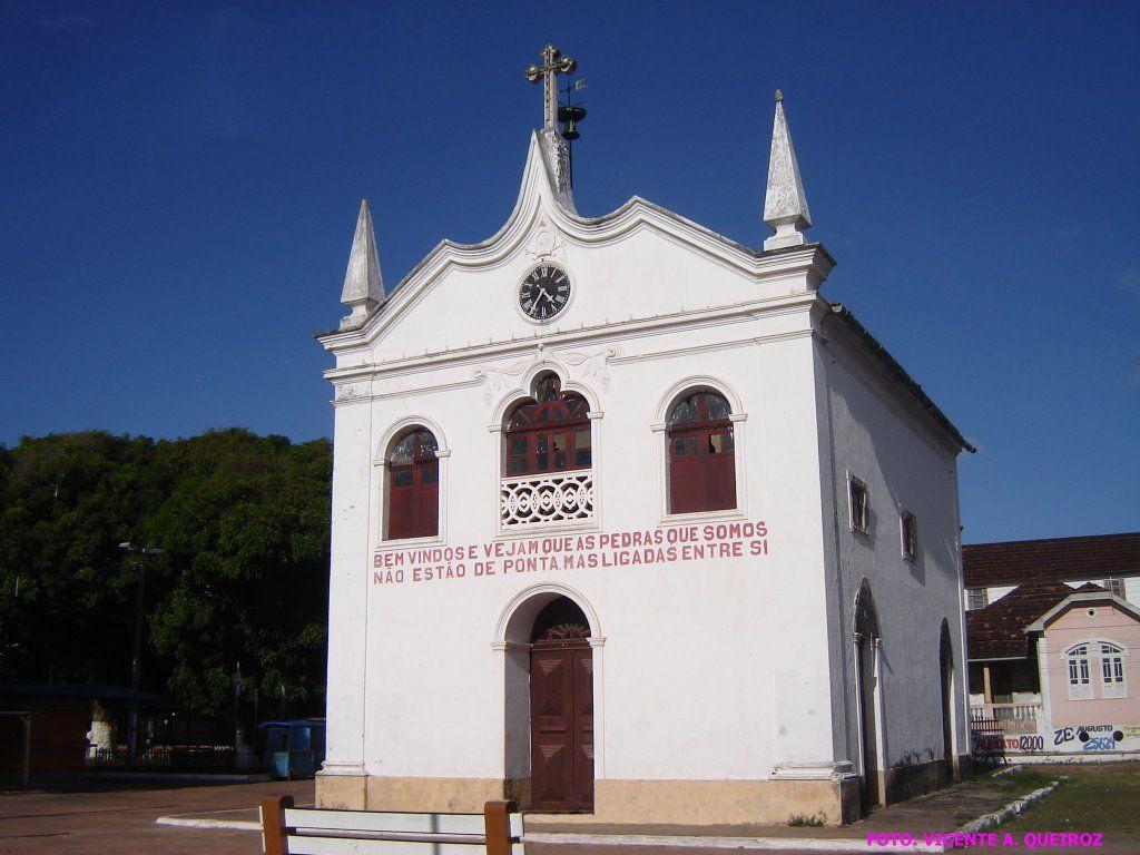 Ponta de Pedras (PA) Catedral de N. Sra. da Conceição